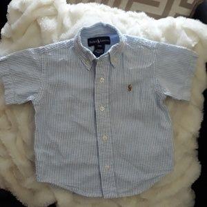 Ralph Lauren polo shirt size  18 months